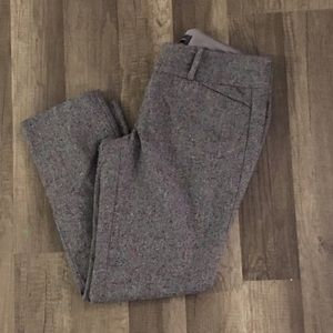 The Limited tweed dress pant